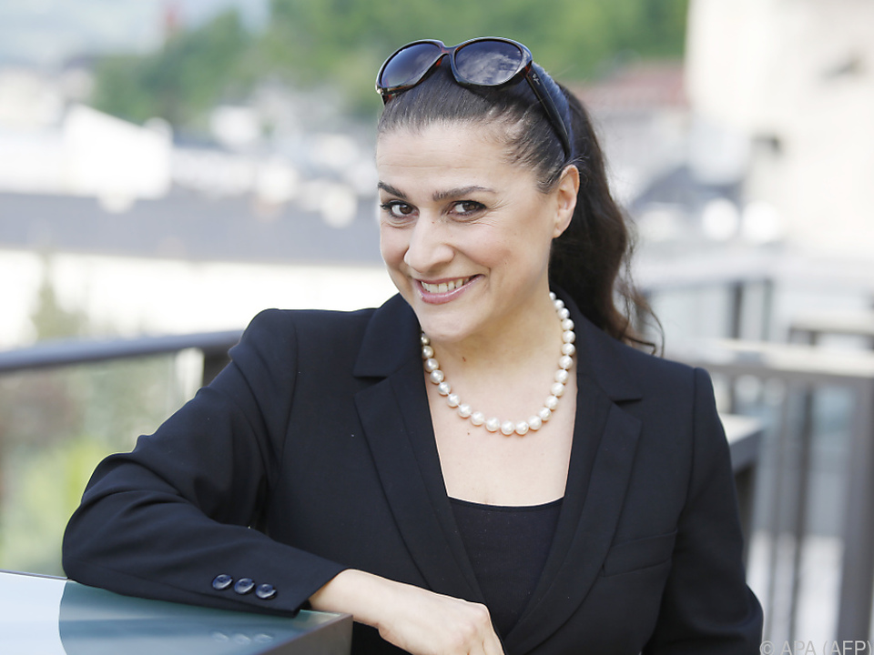 Große Ehre für Cecilia Bartoli