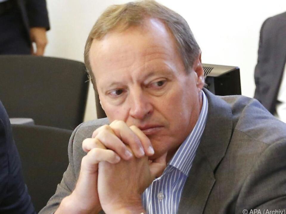 Günter Striedinger erneut angeklagt