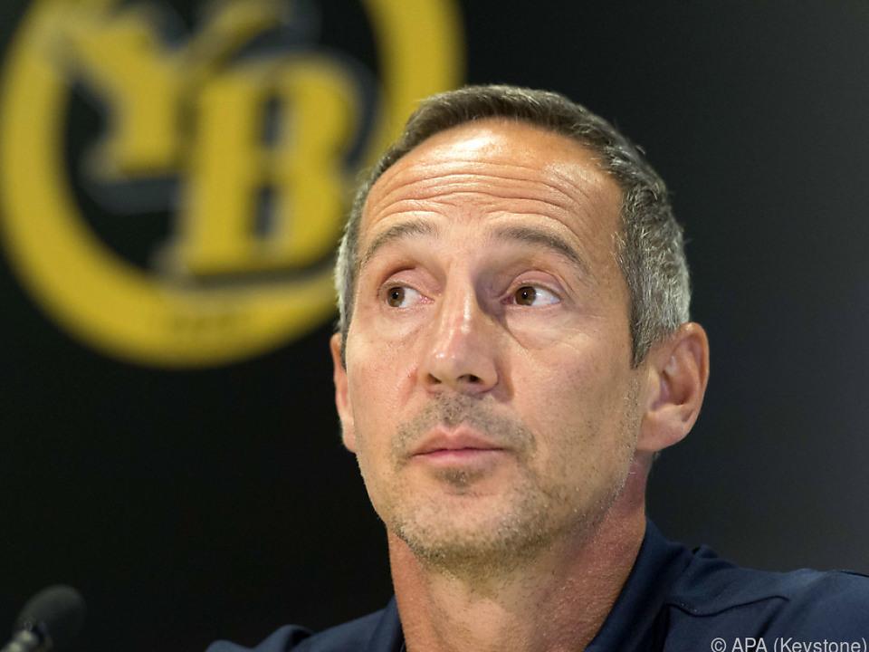 Hütter bleibt dem Schweizer Hauptstadtclub erhalten