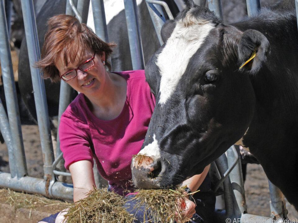 In der Alpenrepublik gibt es 70.000 weibliche Landwirte
