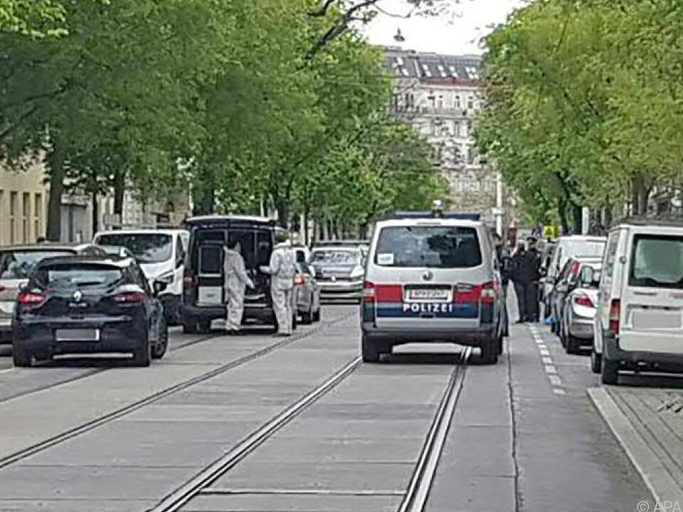 In Wien-Brigittenau wurde am Ostersonntag ein 26-Jähriger erschossen