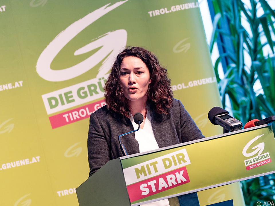Ingrid Felipe zu Spitzenkandidatin gekürt