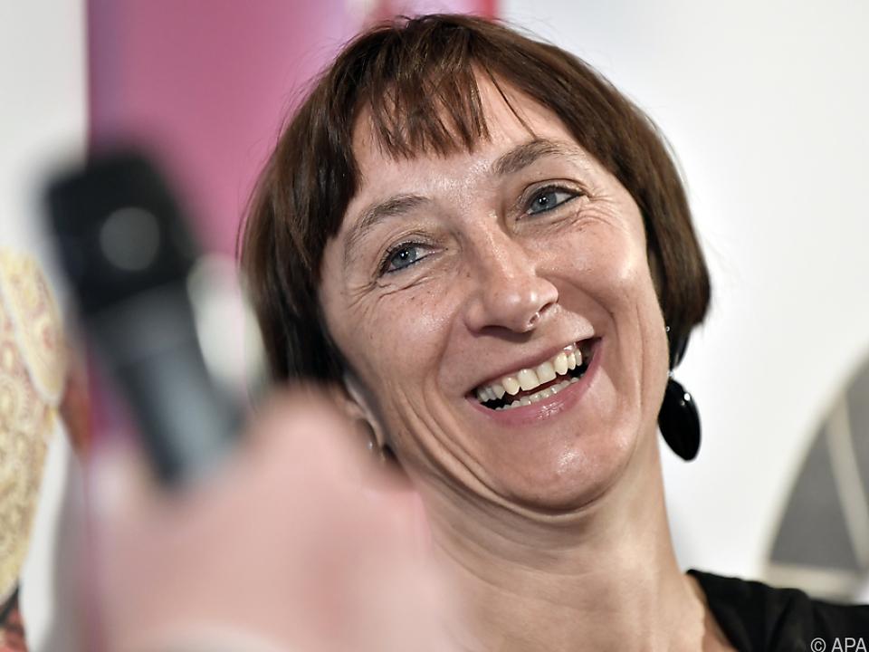 Intendantin Elisabeth Sobotka präsentierte das Programm