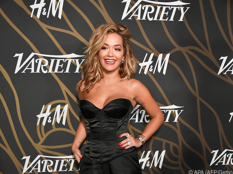 Kann Rita Ora die Jury überzeugen?