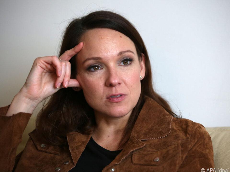 Komikerin Carolin Kebekus berichtete von eigenen Erfahrungen