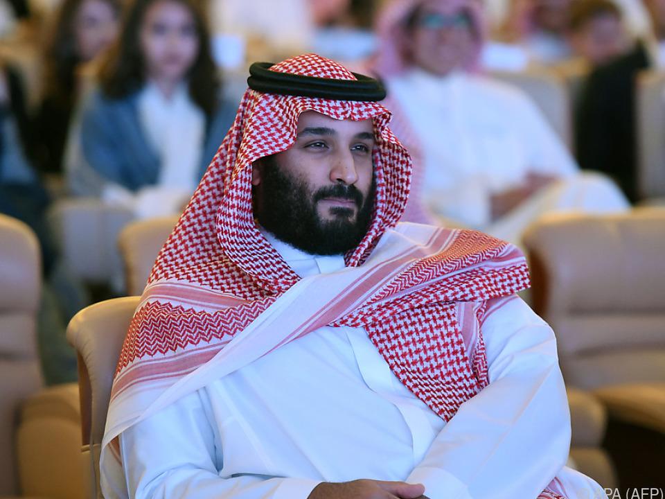 Kronprinz Mohammed bin Salman greift durch