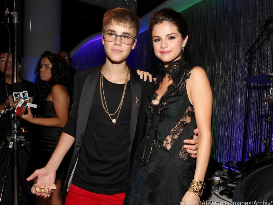 Läuft da was wie anno dazumal? Bieber und Gomez 2011