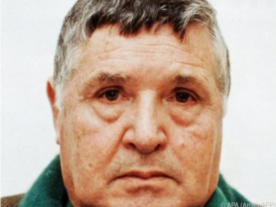 Langjährige Nummer eins der Cosa Nostra