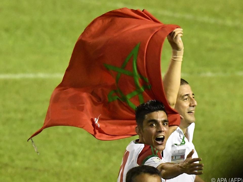 Marokko gelang die Qualifikation