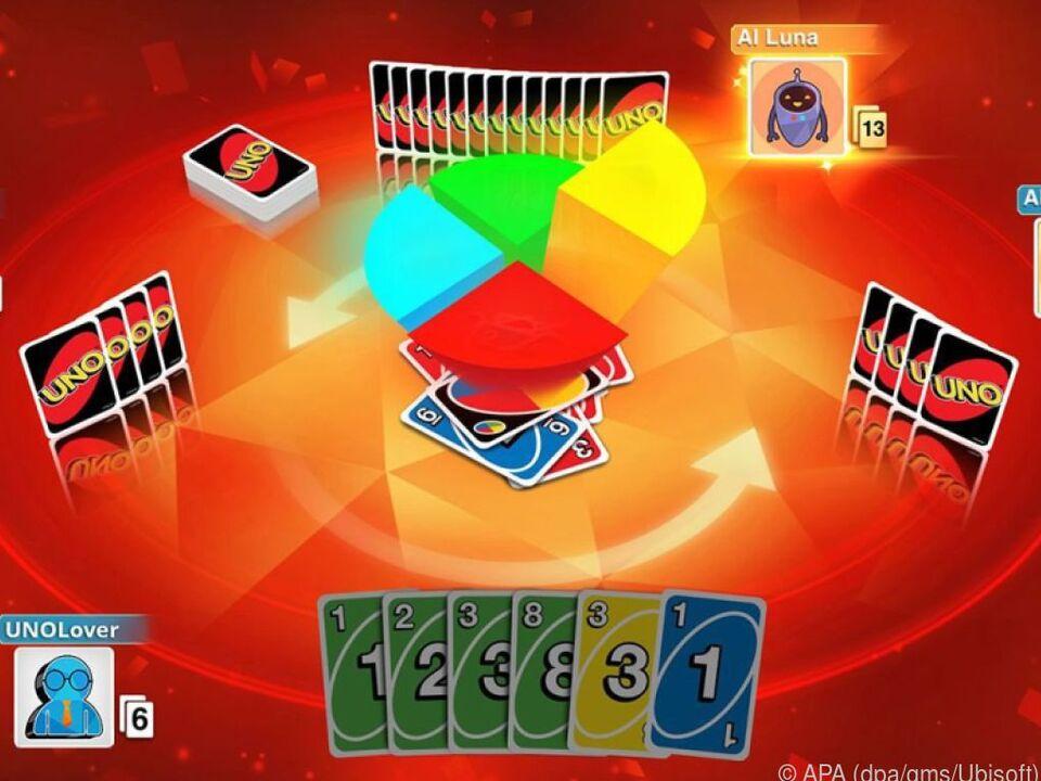 Mit Uno kommt ein Kartenspiel-Klassiker auf die Nintendo Switch