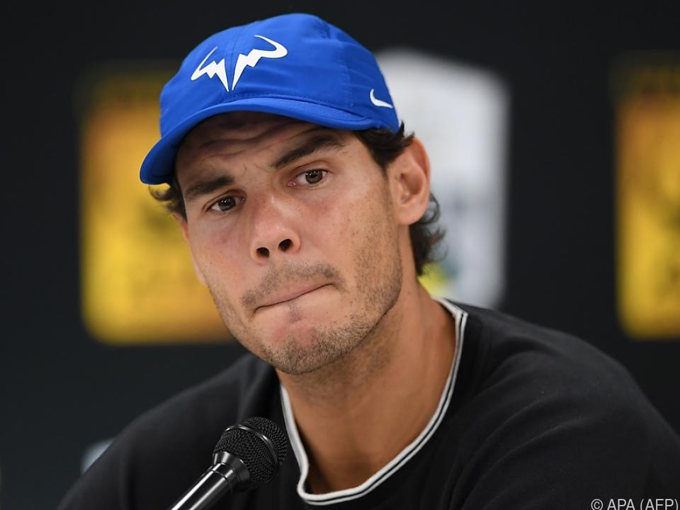 Nadal bleibt dennoch die Nummer eins