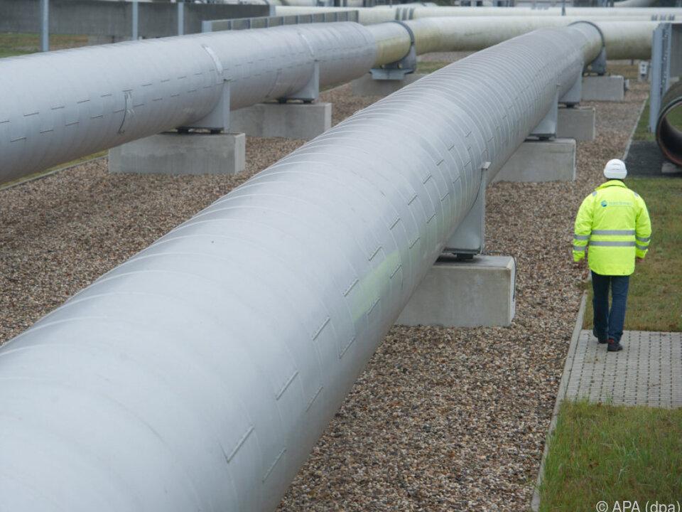 Ostsee-Erdgaspipeline Nord Stream