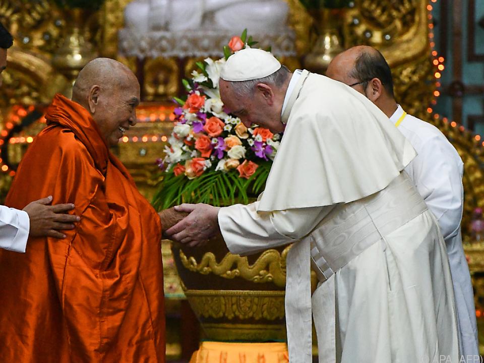 Papst fordert Gerechtigkeit für alle