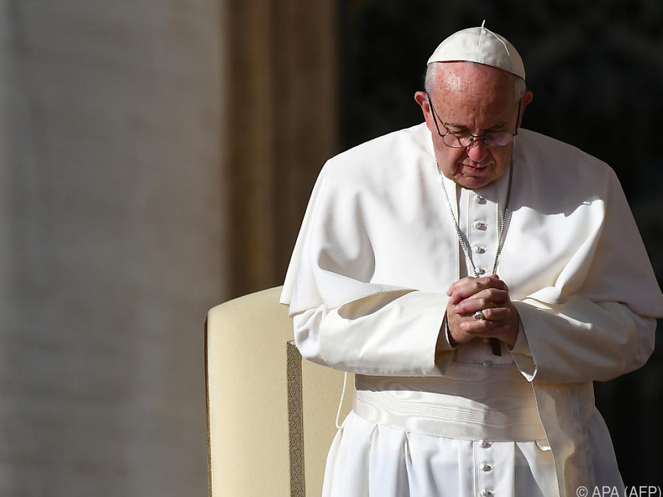 Papst Franziskus vor heiklem Auslandsbesuch