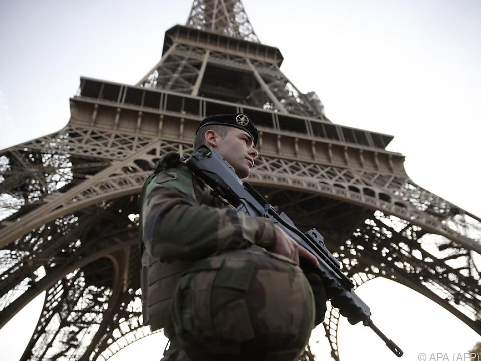Pariser Wahrzeichen werden weiter besonders geschützt