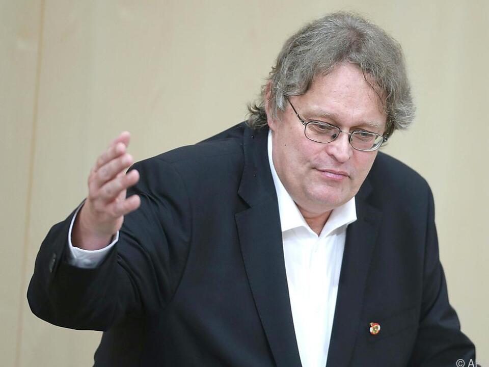 Peter Kolba will aus \