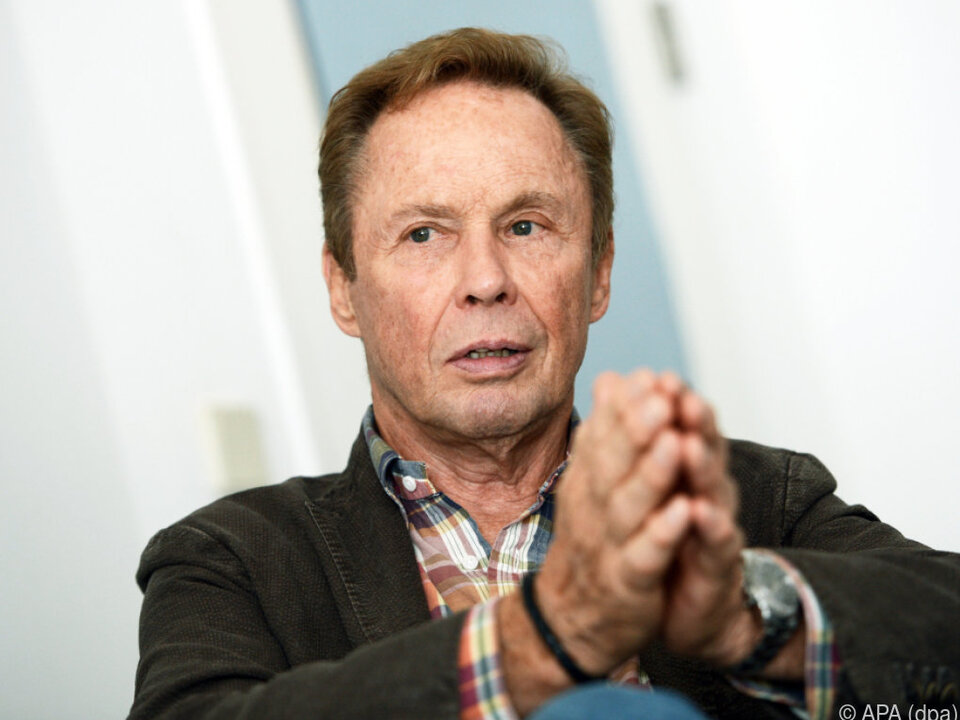 Peter Kraus muss wegen Panikattacken Tabletten nehmen