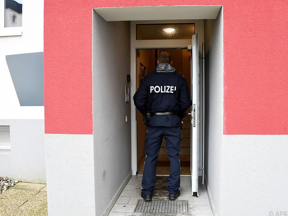 Polizei sucht noch nach der Schrotflinte