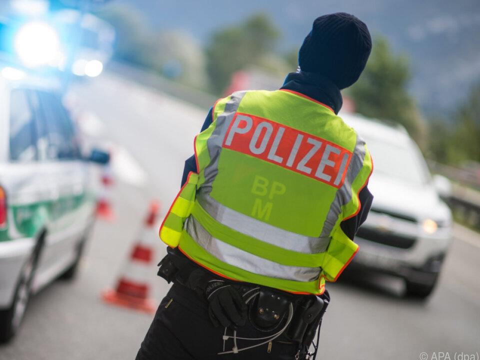 Polizisten fanden Bild des Grauens vor