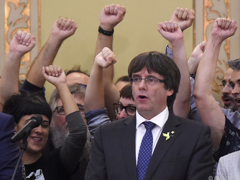 Puigdemont muss zurück nach Spanien