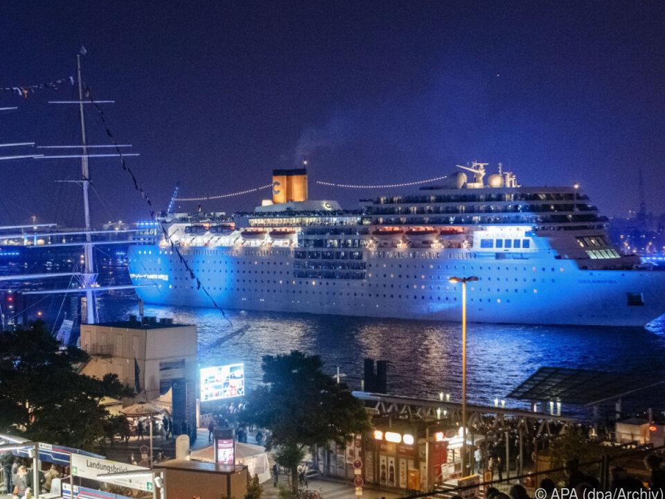 Reisen mit dem Kreuzfahrtschiff boomen
