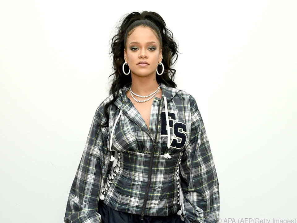 Rihanna gilt als Stilikone