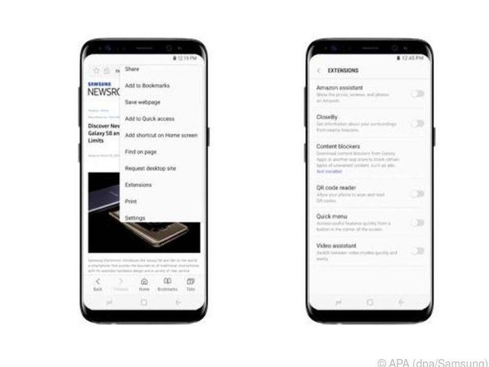 Samsung Internet steht nun allen Android-Geräten zur Verfügung