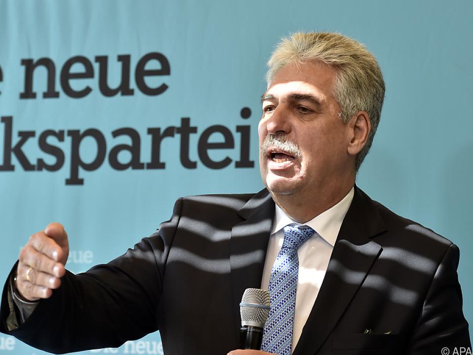 Schelling würde gerne Finanzminister bleiben