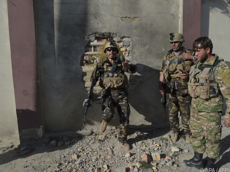 Sicherheitskräfte beendeten den Einsatz