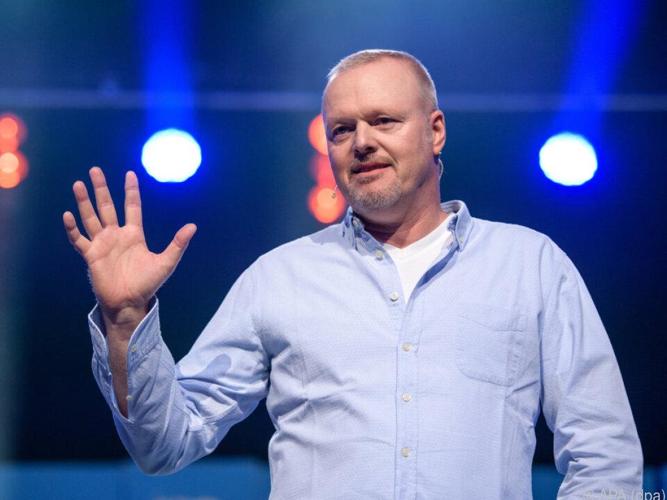 Stefan Raab feiert 2018 sein Comeback