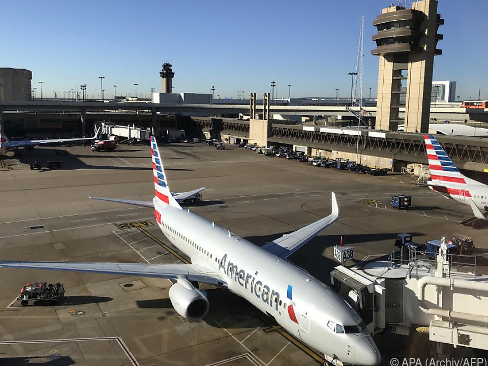 Tausend AA-Flüge von Annullierung bedroht