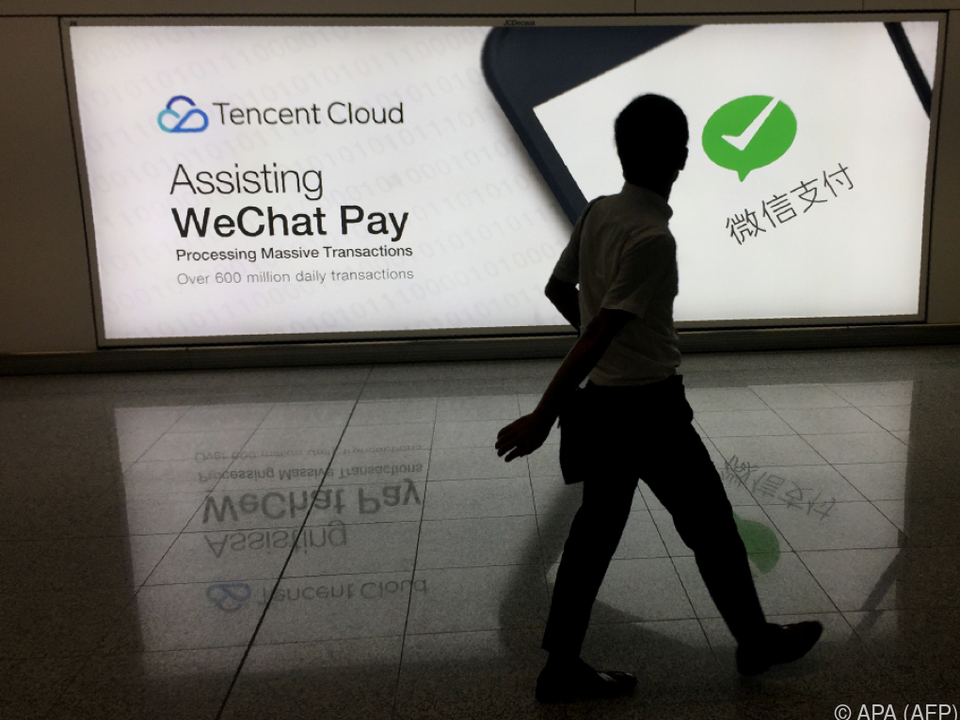 Chinesischer Internetriese Tencent überholte Facebook beim Börsenwert