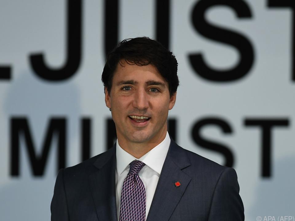 Trudeau hat eine andere Vorstellung von Einwanderungspolitik als Kurz