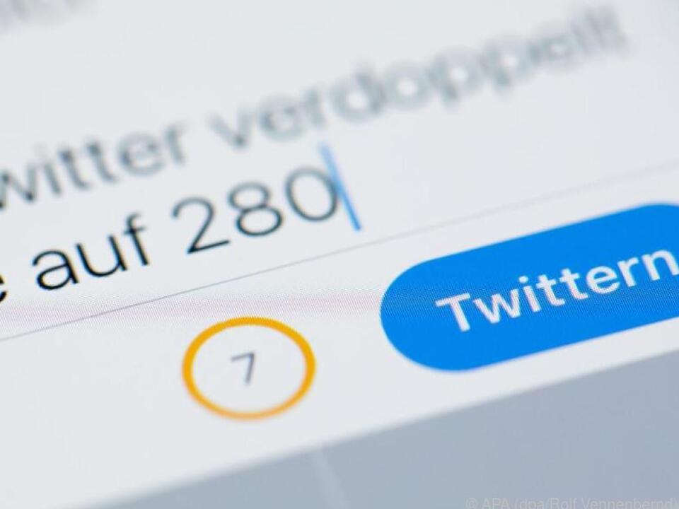 Twitter-User müssen sich nicht mehr so kurz fassen