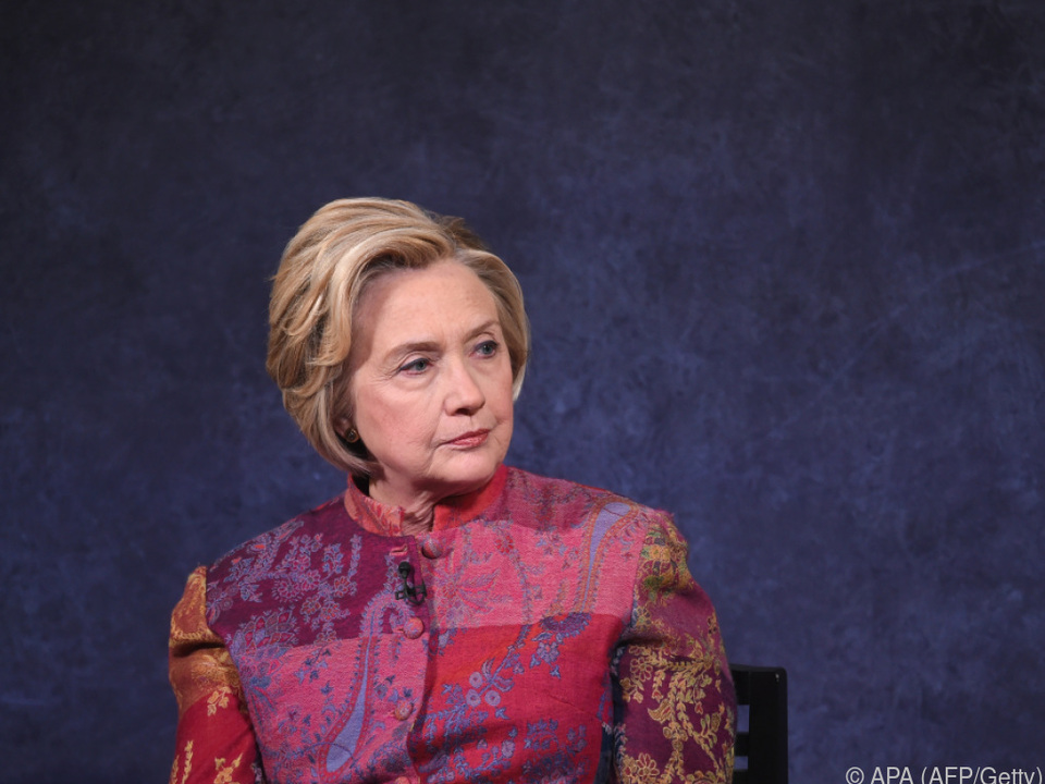 US-Präsident Trump hat Clintons Stiftung im Visier