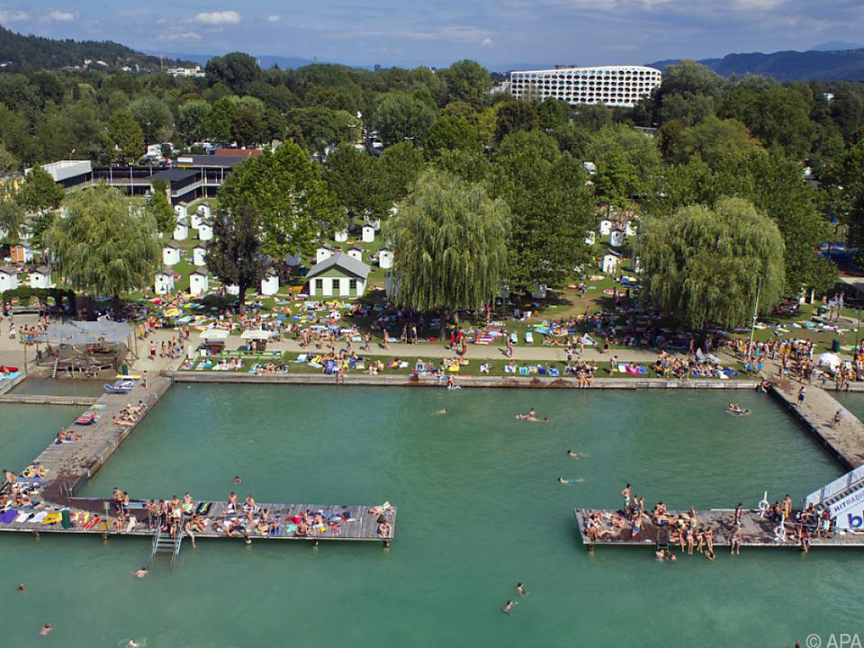 Vor allem bei Österreichern ist Urlaub in Kärnten beliebt