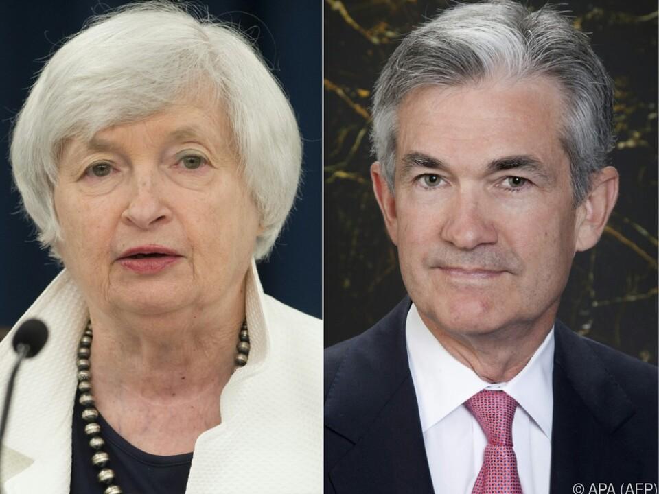 Powell folgt Yellen