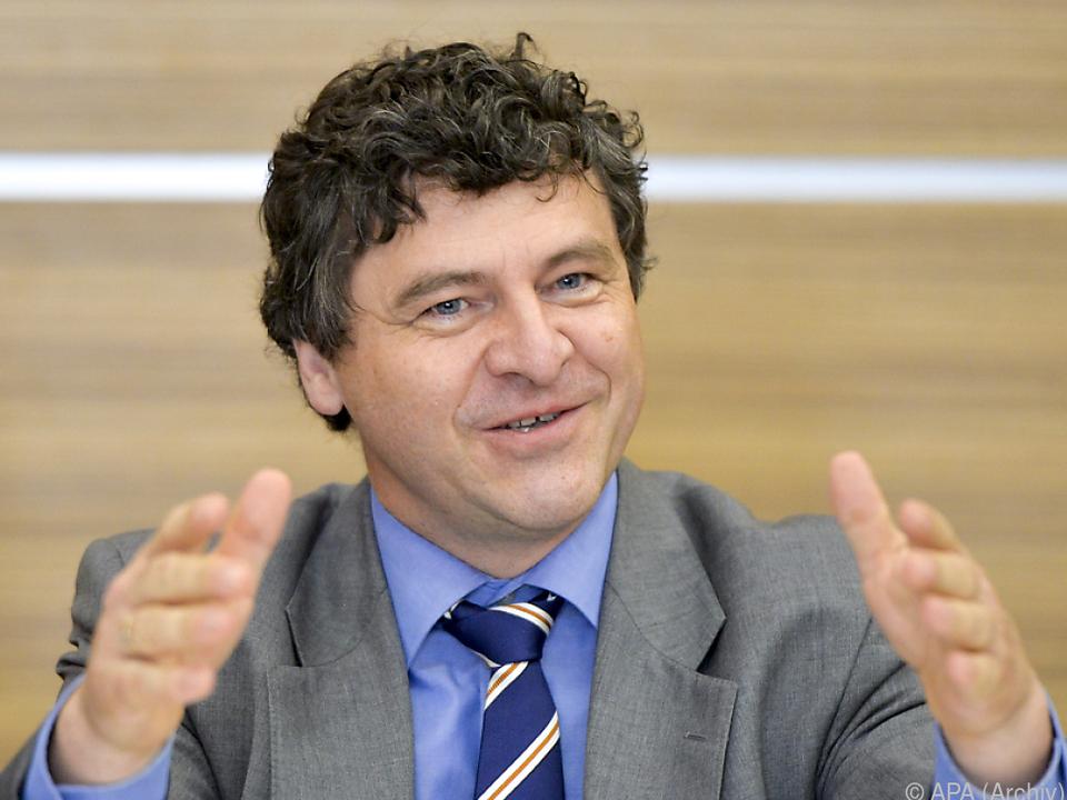 Wirth übernahm im September 2013 das Amt