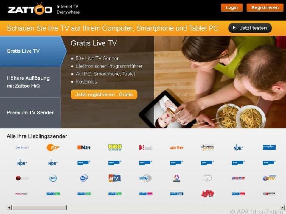Zuschauer können nun 30 Sendungen aufnehmen und unterwegs anschauen