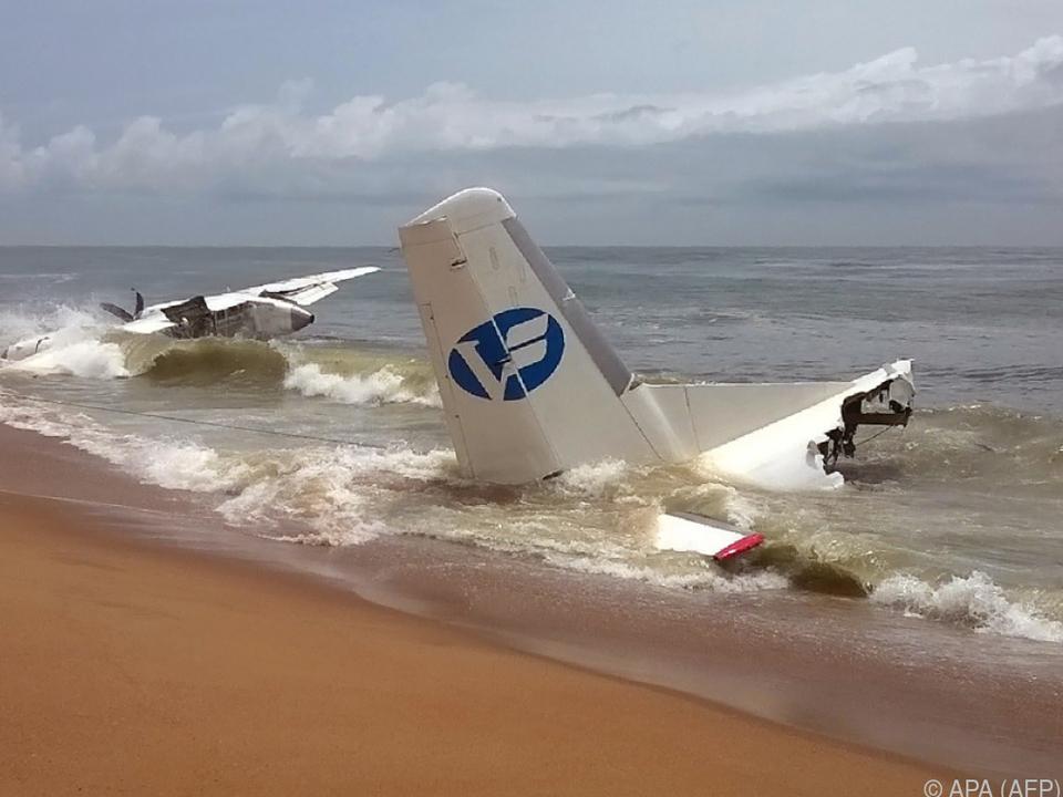 67 Tote bei neun tödlichen Flugzeugunglücken weltweit