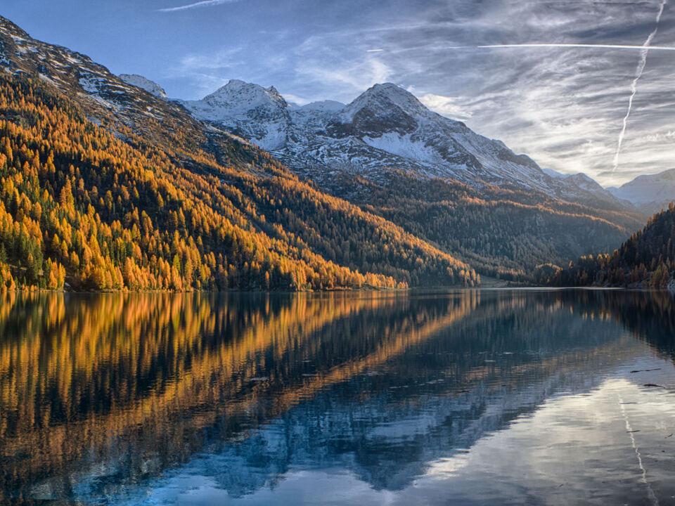 Nationalpark Stilfserjoch  hintermartell-zufrittstausee-alexander_maschler