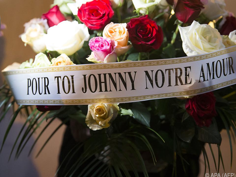 Abschied von Johnny Hallyday