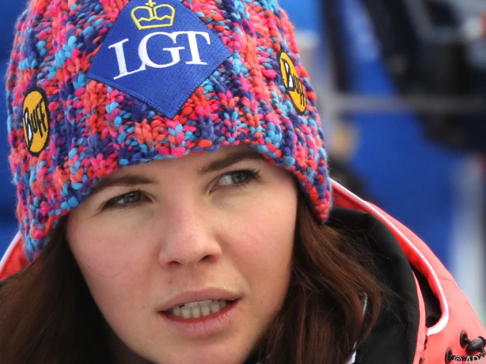 Achter Weltcupsieg für Tina Weirather