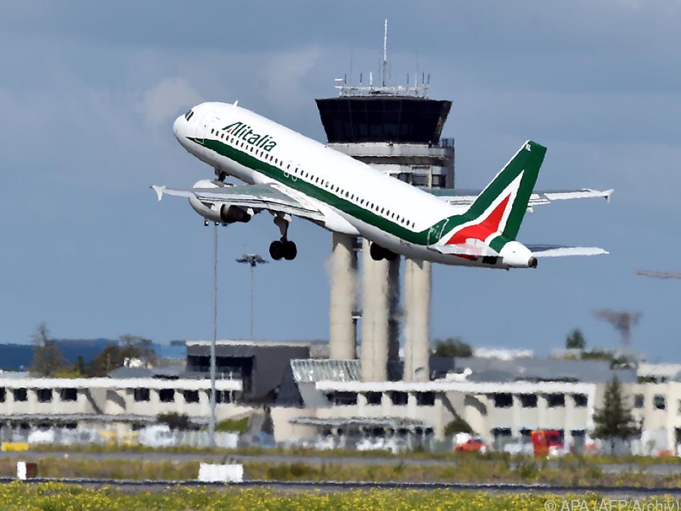 Alitalia kostet bis zu 500 Mio. Euro