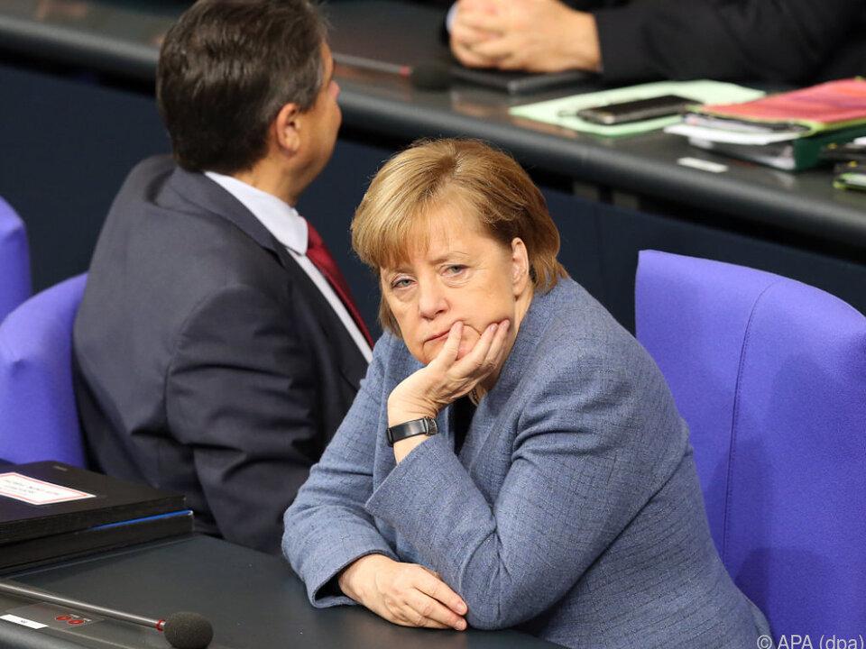 GroKo-Spitzentreffen beendet - SPD will Freitag entscheiden