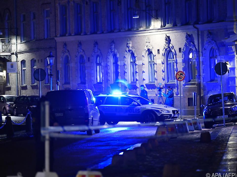 Anschlag auf Synagoge endete glimpflich