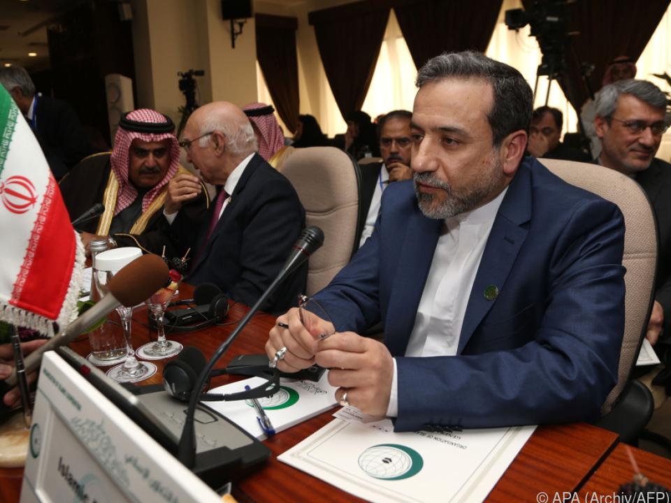 Araghchi warf USA das Torpedieren des Abkommens vor