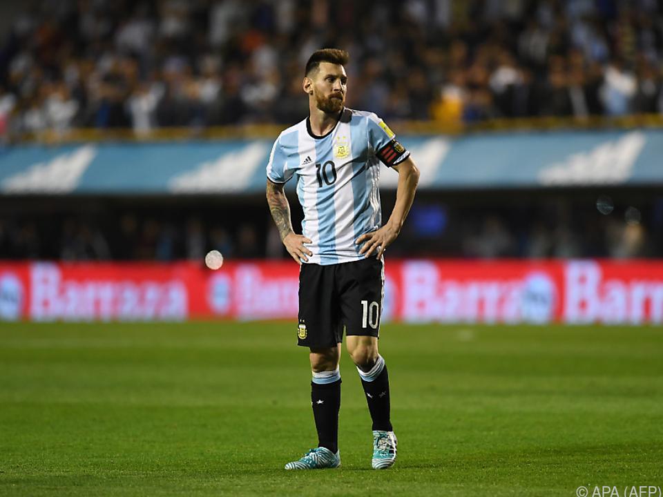 Auch Lionel Messi hat ein schwarzes Schaf in der Familie