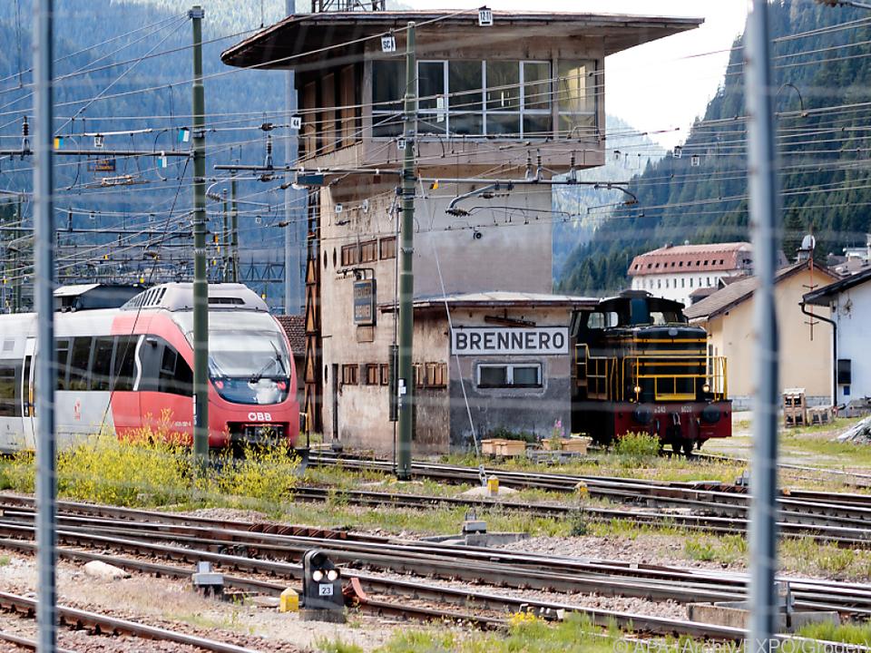 Bahnverkehr zwischen Innsbruck und Brenner musste eingestellt werden