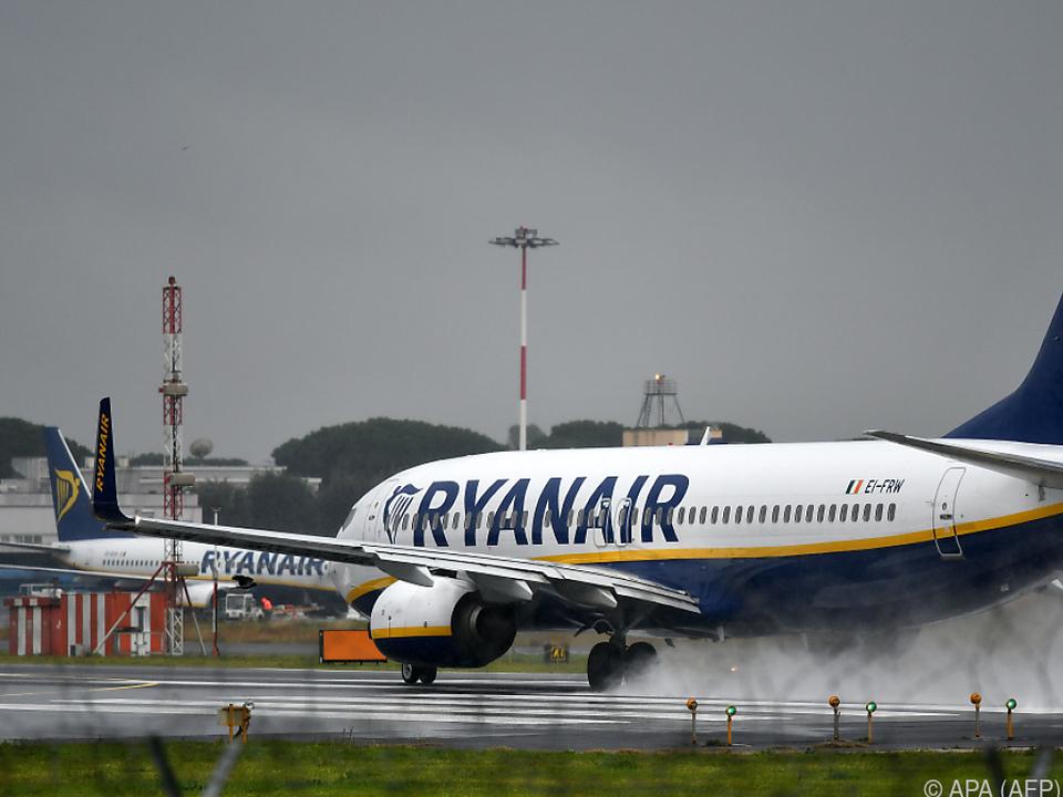Bei Ryanair droht wieder Ärger